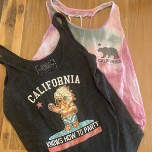 🌵3/$15 🌵California tank two pack